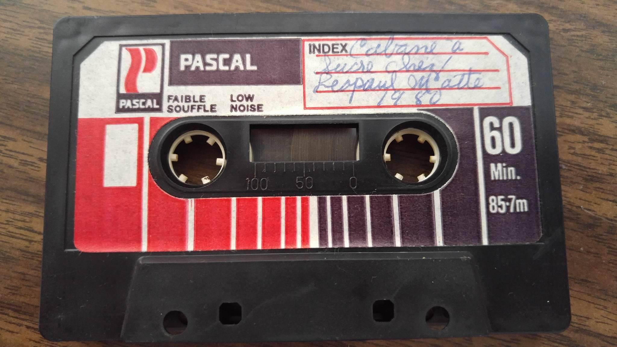 Devant Cassette